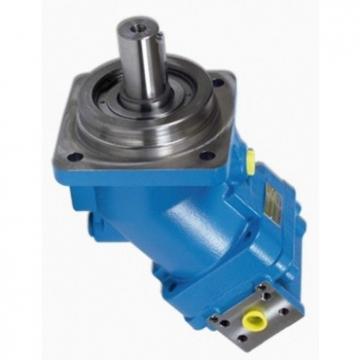 12Volts 8L Pompe Hydraulique à Double Effet avec Réservoir en Fer Remorque Auto