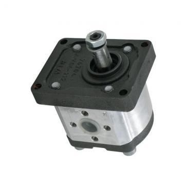 750W Pompe Hydraulique Electrique Electrique Electrovanne à Double Effet 220V