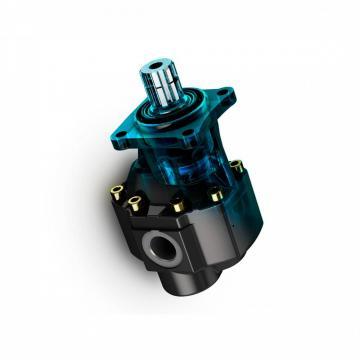 Pompe à Engrenages Hydraulique PTO 25ccm Débit 53L/min Boîte de Vitesse Manchon