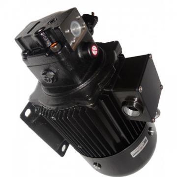 BENNETT 24-Volt High Psi Hydraulic Pressure Power Unit V351  Compact Pump Unit