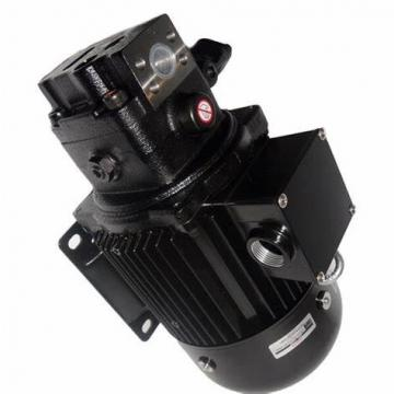 16 GPM Hydraulic Two Stage Hi-Low Gear Pump At 3600 Rpm