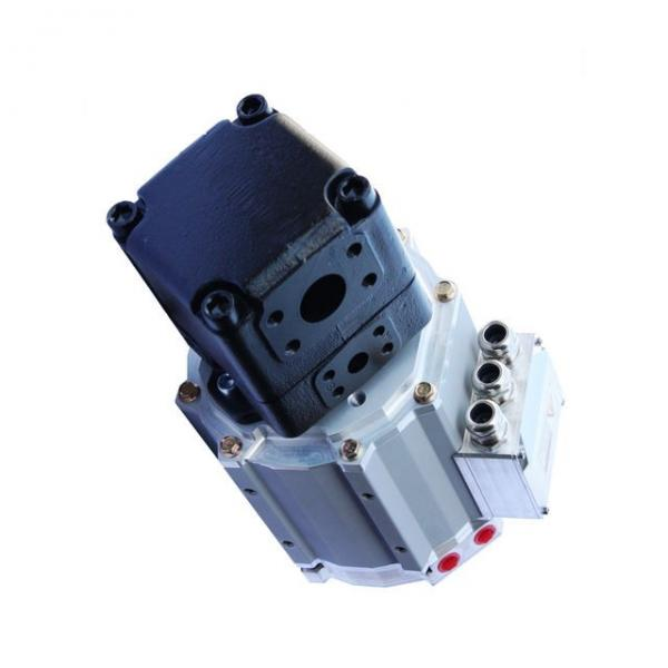 Véritable Parker / Jcb Loadall Double Pompe Hydraulique 20/925357 Fabriqué en Eu #1 image