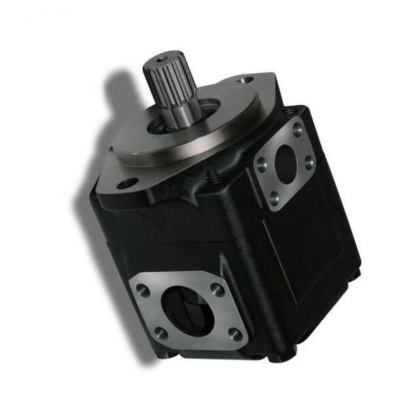 Véritable Parker / Jcb Pompe Hydraulique 20/925332 Fabriqué en Eu #1 image