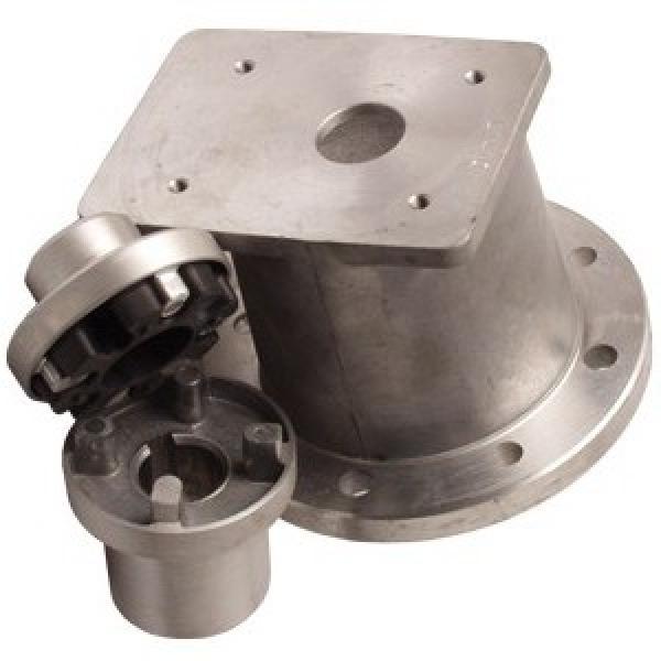 Accouplement complet pompe hydraulique standard EU GR3 et moteur 11-15 KW #1 image