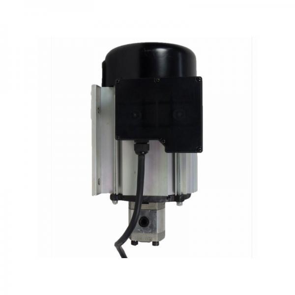 Accouplement complet pompe hydraulique standard EU GR3 et moteur 11-15 KW #3 image