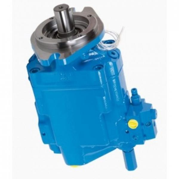 700Bar Single Effet Pompe Hydraulique électrique-Electric Driven Hydraulic Pump #1 image