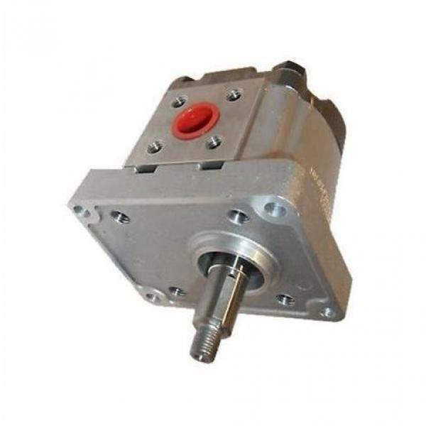 ENERPAC XA12 Pneumatique Air Conduit Pompe Hydraulique 700 Barre / 10,000 Psi #1 image