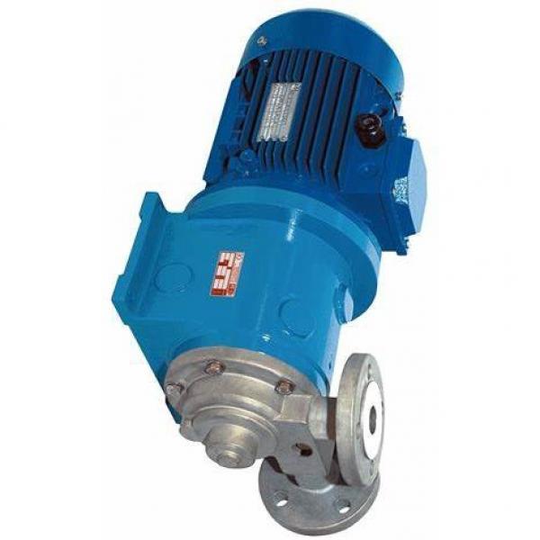 Pompe Hydraulique 4L 12V 180 bar 2000W pour Camion /Benne /Basculante/Remorque #1 image