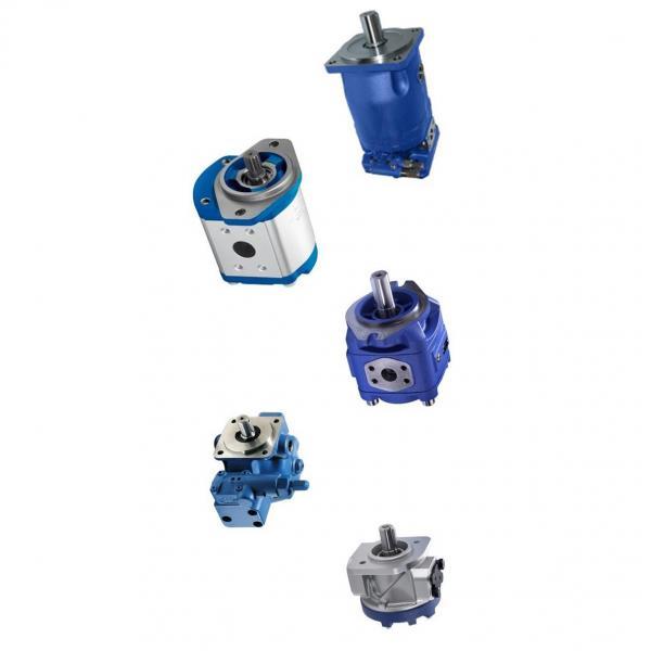 Pompe hydraulique électrique 220V Volts Electric Driven Hydraulic Pump 700BAR DE #1 image