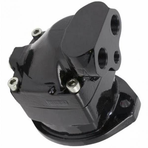 Genuine PARKER/JCB 3CX double pompe hydraulique 20/903200 41 + 29cc/rev MADE in EU #1 image