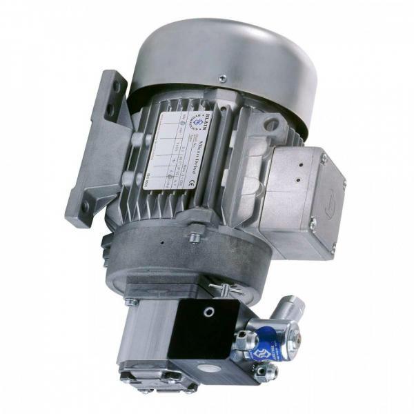 Accouplement complet pompe hydraulique standard EU GR2 et moteur 11-15 KW #3 image