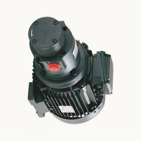 Parker Hydraulique Gear Pompe 6885L- Boss Pièce N° = 9762485 #1 image
