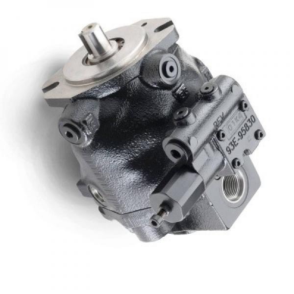 Parker / Jcb 3CX Double Pompe Hydraulique 20/925338 33+ 23cc / Rev Fabriqué en #1 image