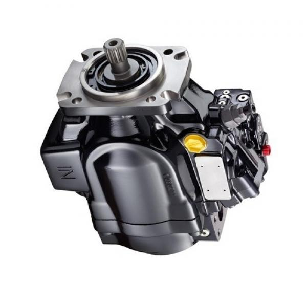 Véritable Parker / Jcb Pompe Hydraulique 20/925499 Fabriqué en Eu #1 image