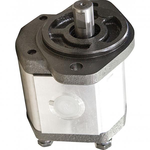 10T Extracteur d'engrenage hydraulique pompe machine de dessin à 3 mâchoires #1 image
