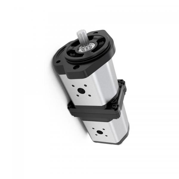 Industrial Technic Hydraulique Pompe à Engrenage Hydraulique Gear Pompe A72X #3 image