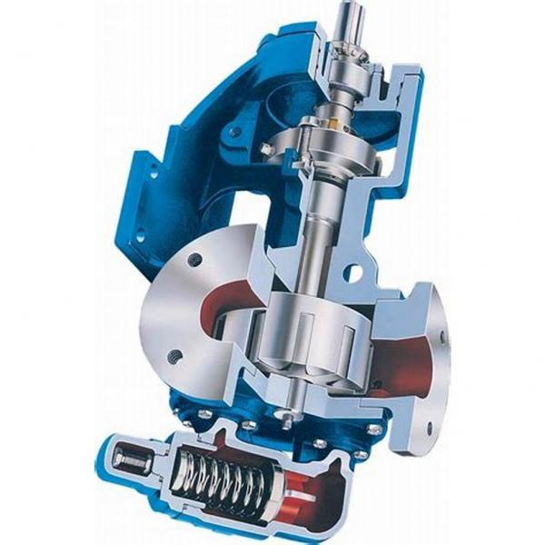 éléctrique Pompe hydraulique Pompe à engrenages externes Moteur électrique pour  #2 image