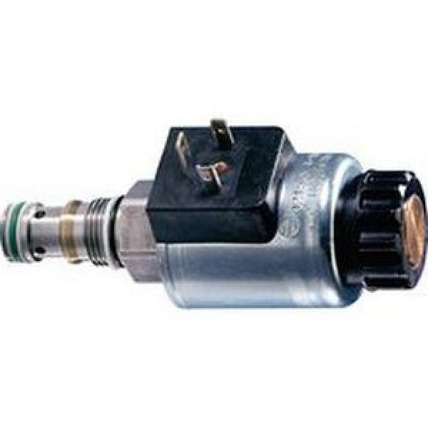 Distributeur hydraulique distributeur cetop 3 NG6 315 bar 80L/min 4/2 24VDC #3 image