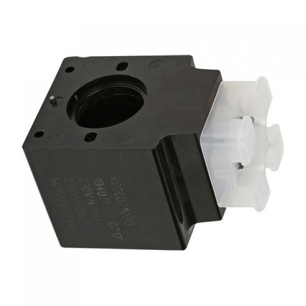 Distributeur hydraulique électrovanne 2/2NO valve 2 voies à clapet 40L 110AC 1/2 #3 image