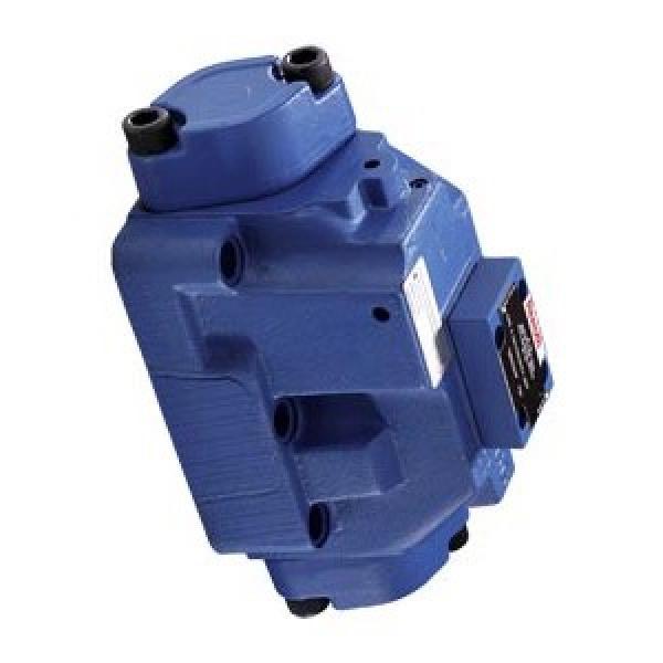 Distributeur hydraulique 2 sections Vannes direction 40L 2 leviers double action #2 image