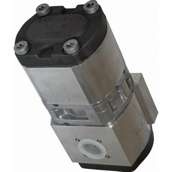 Pompe Hydraulique A10VSO 18 DFR1/31R Rexroth Arburg Bosch Axialkolbenpumpe #3 image