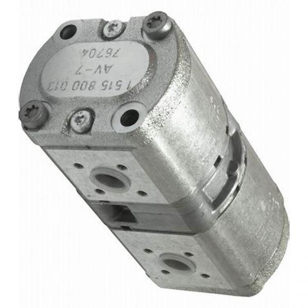 Pompe Hydraulique Bosch Pour Valtra Valmet 6000 6100 6200 6300 6400 6600 #3 image