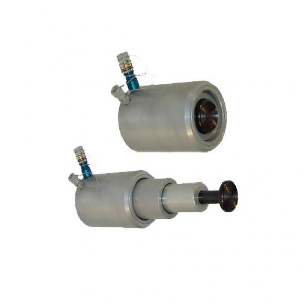 BUCHER Hydraulique Double Agissant Levier Monobloc Valvule 3 Position Ressort #2 image