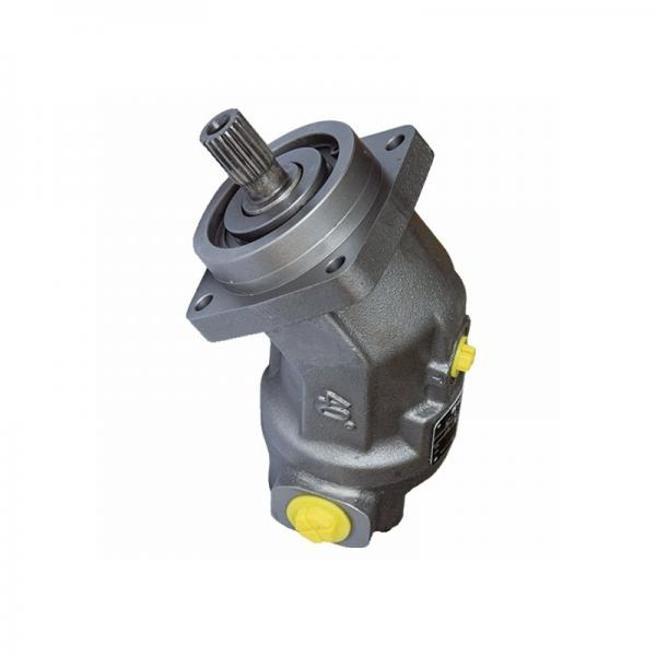 Hydraulique Ceinture Conduit Simple Agissant Solénoïde Sortie Power Unité 2.5 L #3 image