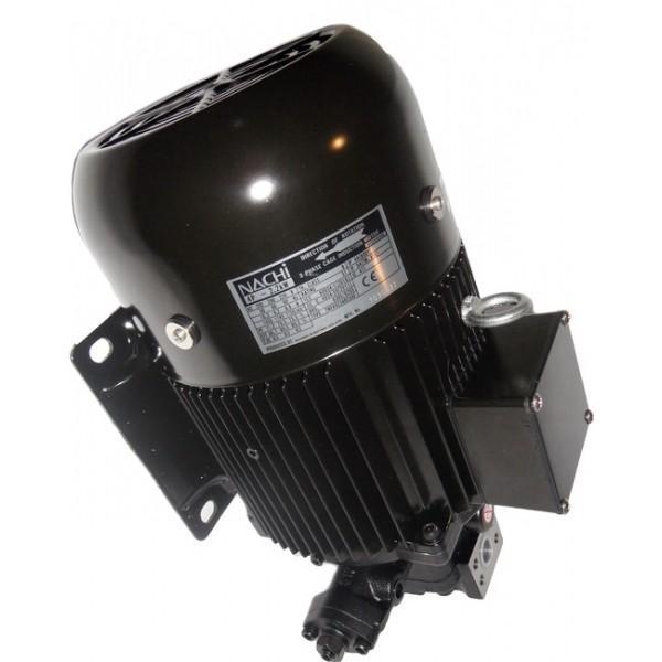 Flowfit Hydraulic 240v Motor Pump Set, 1.1Kw, 2.5cc/rev, 3.6 l/min ZZ001005 #1 image