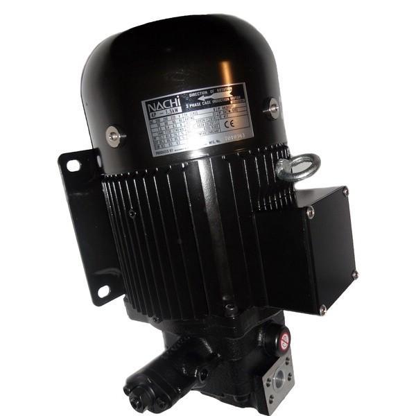 30 Ton Hydraulic Pump Hydraulic Ram Cylinder Pressure Gauge Workshop Shop Press #1 image